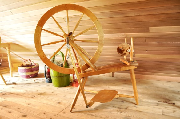 Spinning Wheel Woodworking Plans Spinning Wheel Plans